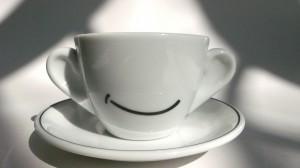 xicara sorriso