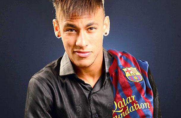 Relação entre marcas e ícones – Neymar e o Barcelona!