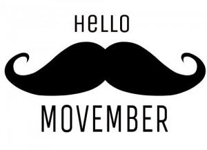 Acao de conscientizacao do cancer de prostata convida os homens a deixar o bigode crescer. BEING